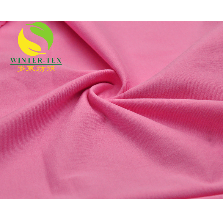 cotton jersey material 100 cotton knitting fabric price kg manufacturers