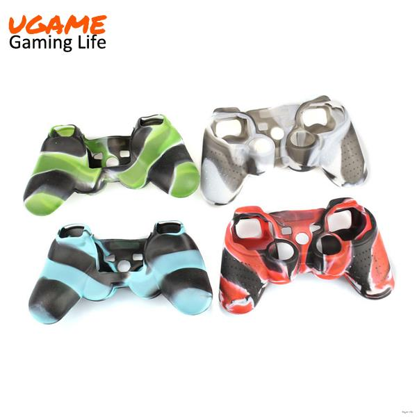 wonderful design cheap price silicone case caps for PS3 controller
