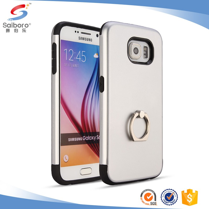 Customized ring phone case for Samsung s7