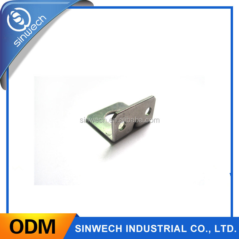custom different material and shapes bended metal stamping parts for accessories