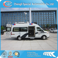 JAC touring car mobile court