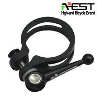 wholesale bicycle quick release seat clamp &seat post clamp