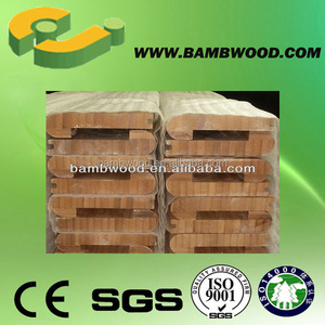 Anti-slip cali bamboo flooring Decorate