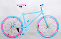 Factory direct women fixed gear bike with high quality