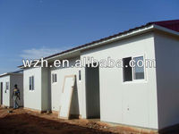 Prefabricated FRP/ GRP Portable Office Cabin