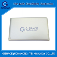 Wholesale Wifi version for ipad 4 Back Housing Battery Door Cover Case Replacement