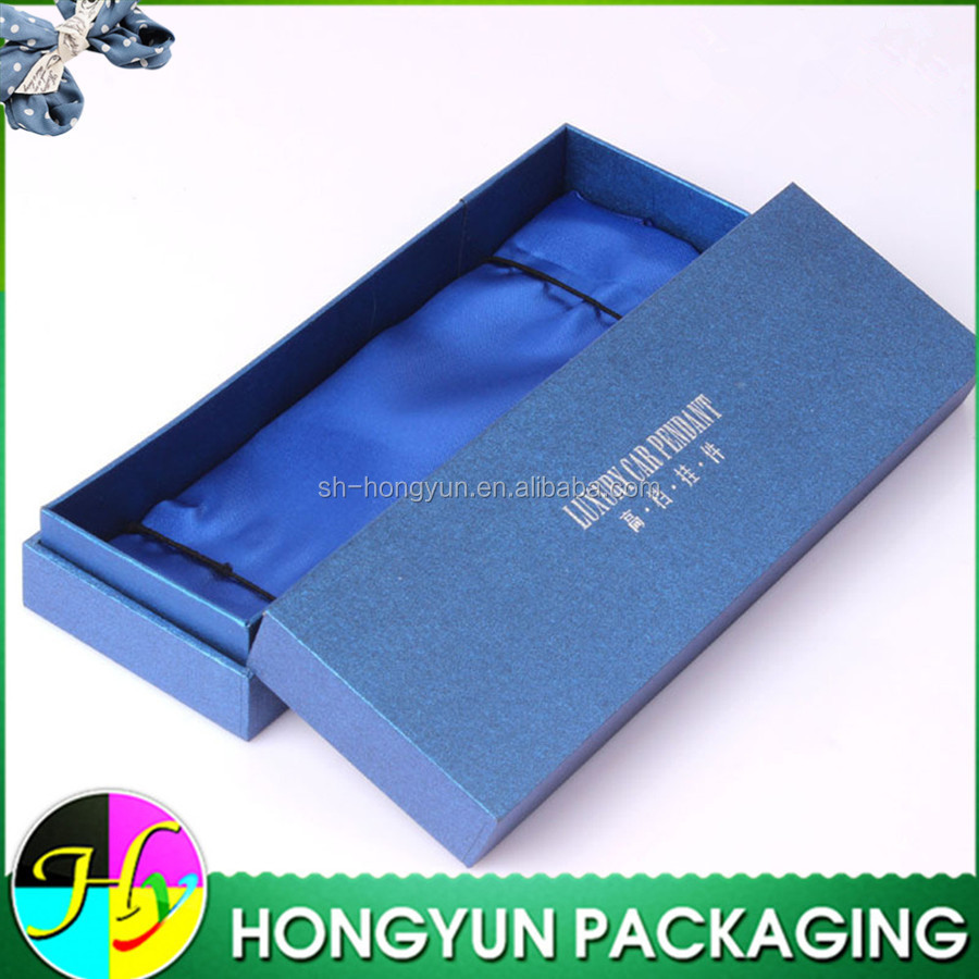 high quality cover and ground style velvet satin lined gift boxes