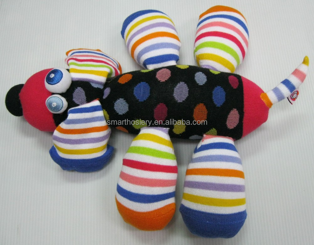 socks animal toys