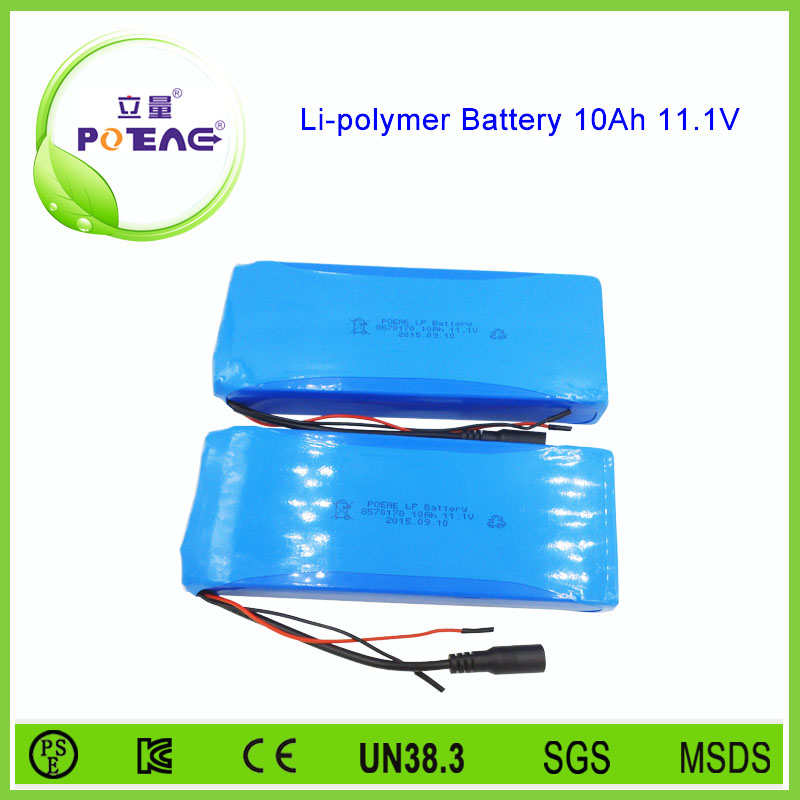 rc helicopter 12v 10000mah lipo battery 3s1p