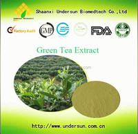 Factory Export High Quality Green Tea Extract EGCG by HPLC