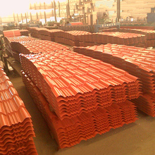Newest 22 gauge container corrugated steel plate