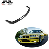 Carbon Fiber E36 Front Bumper Lip for BMW E36 M3