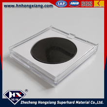 Round shape PCD cutting tool blank for insert