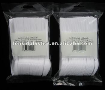 Popular Light Weight Disposable Plastic cutlery packet