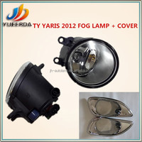 NEW ARRIVAL TY SERIES YARIS 2012 FOG LAMPS FOG LIGHT ASSEMBLY
