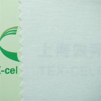 TEX-cel 90gsm Clothes & Textiles 100% Tencel Fabric Laminated With TPU Membrane