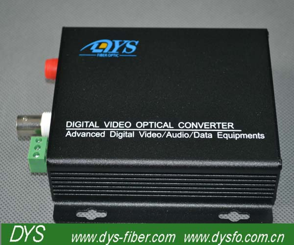 10/100/1000M Digital video optical Fiber Media Converter