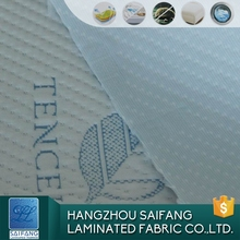 New Design For High Quality Waterproof Quilting Fabric Hypoallergenic Mattress Protector