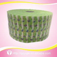 mesh magic frontal tape raw material for baby diaper