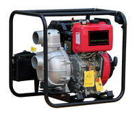 3 inch high pressure diesel water pump for fire fighting