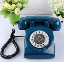 TM-PA188A best landline phones 2016 uk retro telephones desk accessories wired phone rotary phone