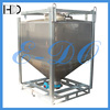 1000L Custom Made Stainless Steel IBC