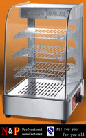 Commercial Restaurant Toughened glass Electric Portable Buffet Food Warmer For Catering