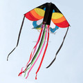 Colorful butterfly design kite