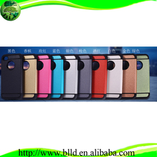 Hybrid PC TPU combo case smartphone for Iphone 4