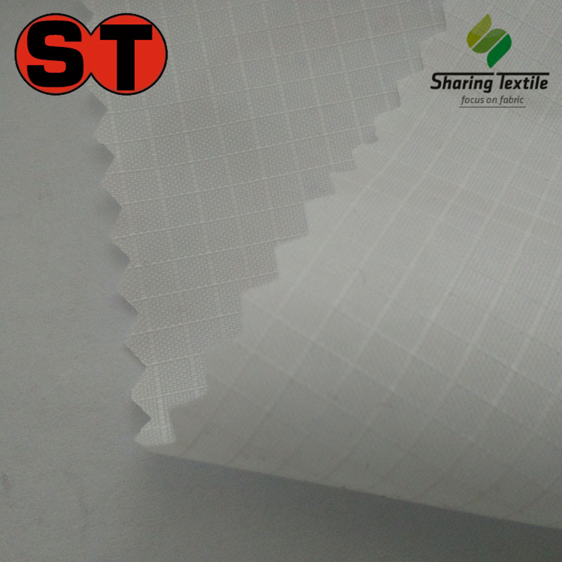 0.3cm ripstop <strong>nylon</strong> fabric /70d 0.3cm <strong>nylon</strong> taffeta PU coated/0.3cm 210T PU coated <strong>nylon</strong> taffeta