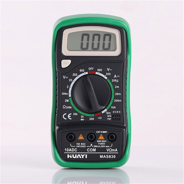mas830 digital multimeter multimeter specifications