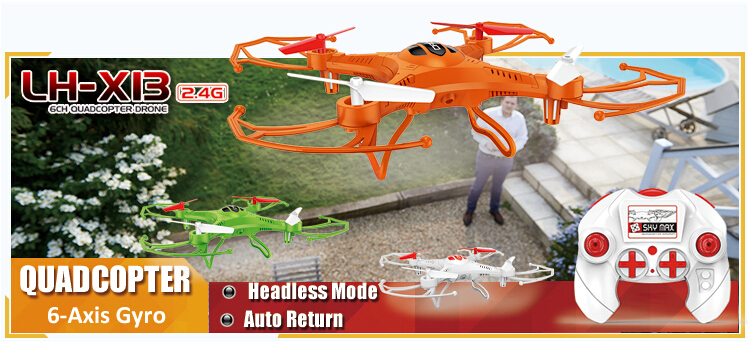 hot selling 2.4G 4CH 6axis gyro racer drone for kids