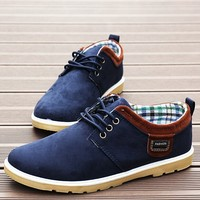 W20263G 2015 new style men's casual shoes male shoes