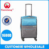 Nylon 1680D,durable,lightweight luggage suitcase