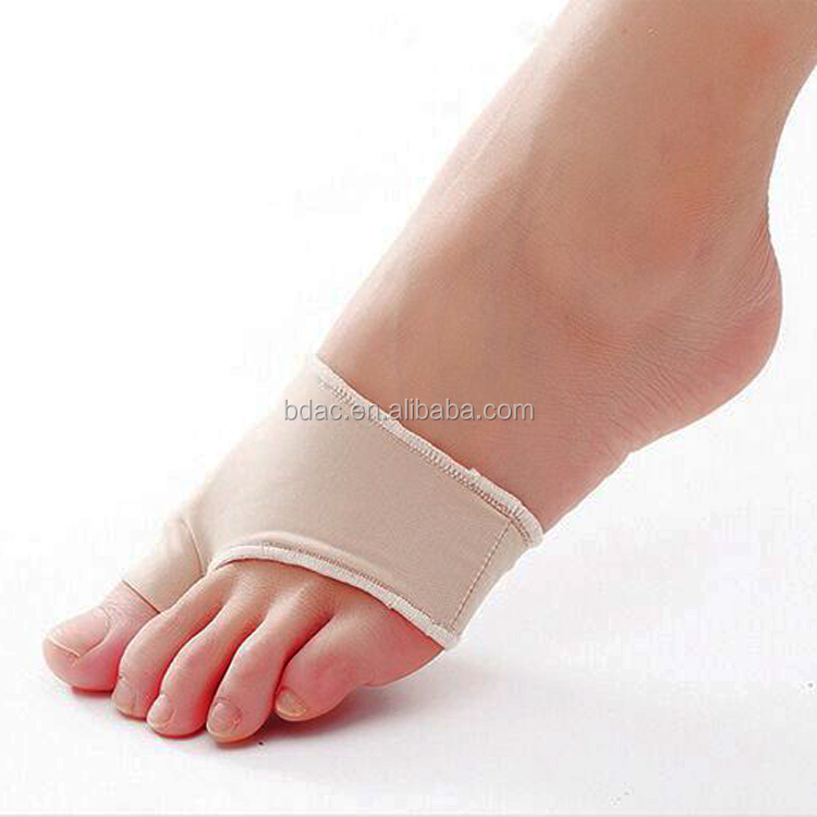 Cushion Foot Custom Logo gel bunion protector socks toe socks