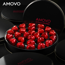 AMOVO pure cocoa butter celebrations chocolate candy