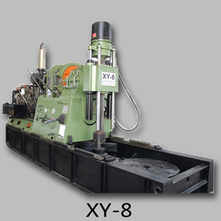 water well drilling rigs for sale XY-8MP rig platform