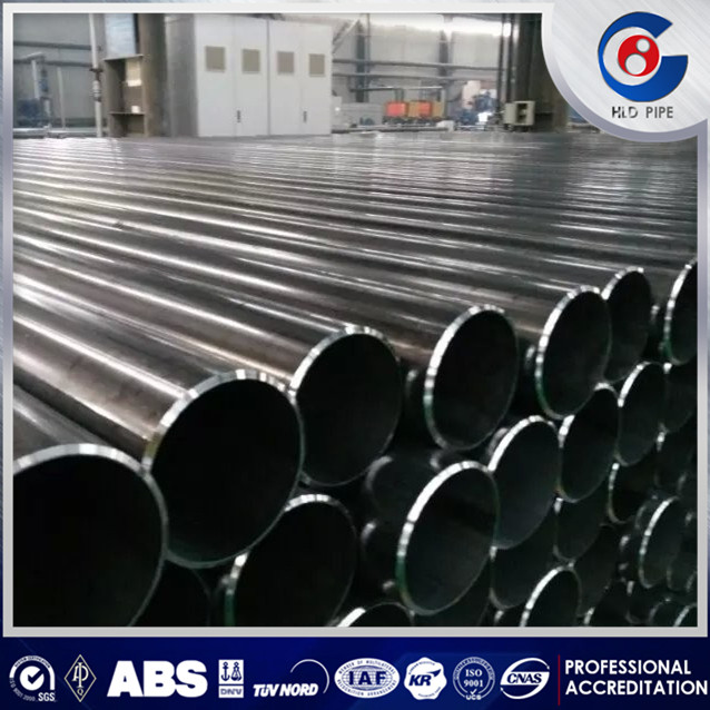 factory price 200MM DIAMETER GALVANIZED MILD STEEL PIPE