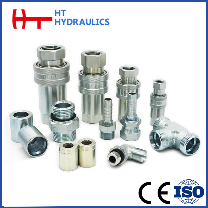 HuaTai Hose Nipple Fitting Auto Air Conditioning Hose Fitting