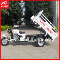 Guangzhou China Motorcycle Industry Company Produce 3 Wheel 5 Wheel Loading Cargo Motor Tricycle
