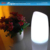 infrared control led night table lamps,decorative portable led light night lamps