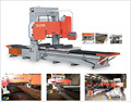 Timber saw machine