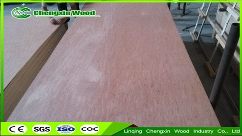2017 hot sale chengxin wood manufacturer/furniture /18mm Bintangor / Okoume/ Mersawa/ Poplar /hardwood