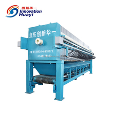 Filter press price for plate and frame filter press