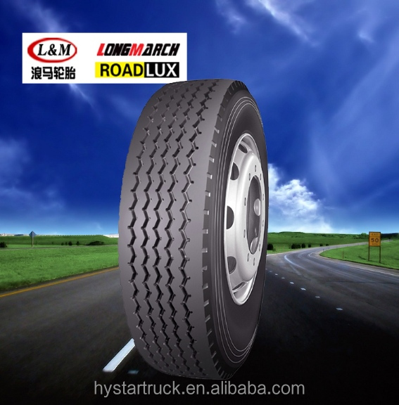 Longmarch hot sale truck tyre 385/65R22.5