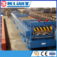 Warehouse Building Material Deck Roll Forming