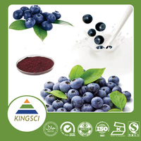 Natural herbal supplement/ food additive bilberry extract