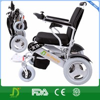 European Electric automatic folding power wheelchair