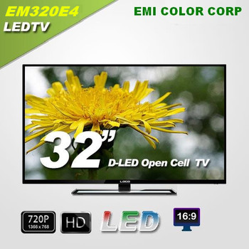 32 inch Bright wall TV LED TV HOTEL TV