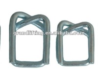 Polyester Straps Metal Galvanized Wire Buckle